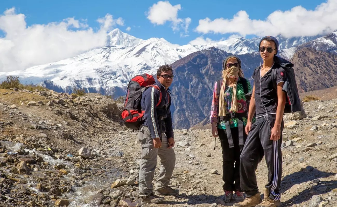 Experience Ultimate Fun With Trekking In Nepal