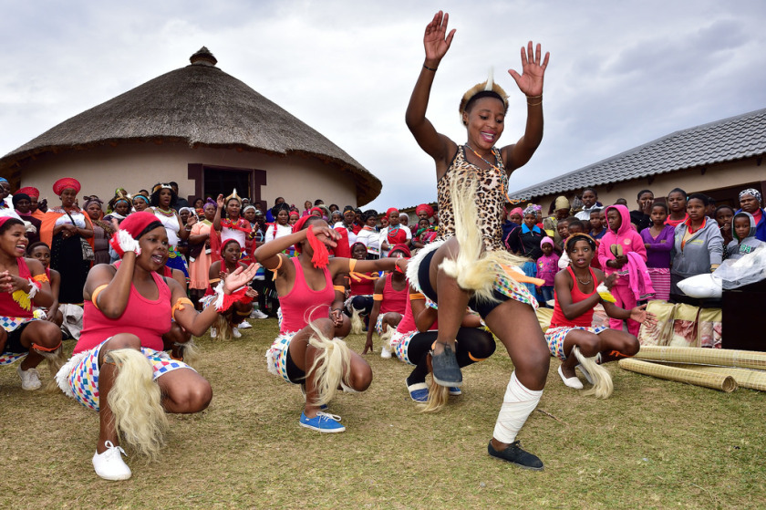 Explore the cultural heritage of South Africa