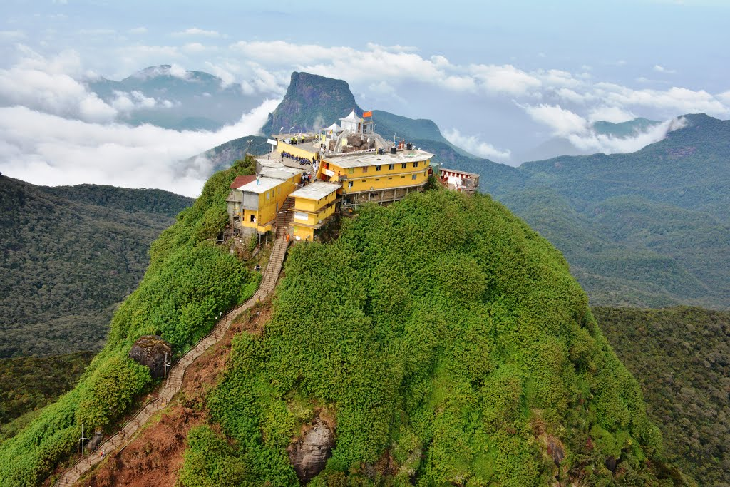 Adam's Peak: A Sri Lankan Treasure