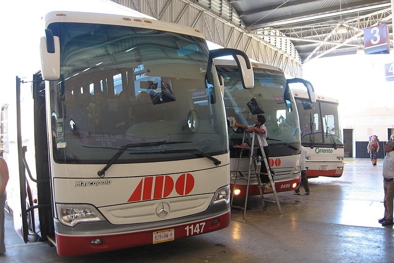 A Passenger Bus Service In Mexico: Best Way To Travel For Tourists