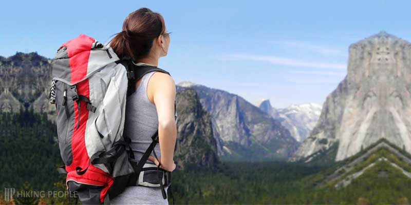 Use the best travel pack for trekking and hiking