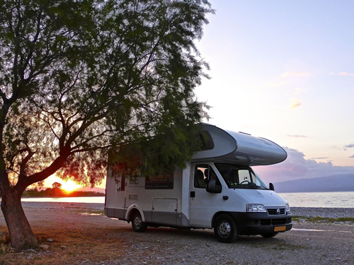 Motorhome Travel Tips in the UK