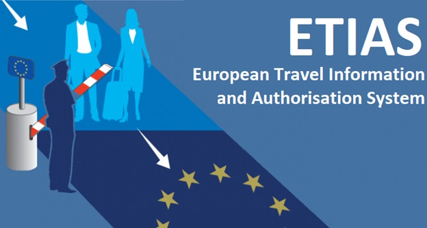 ETIAS- Way to go to Europe