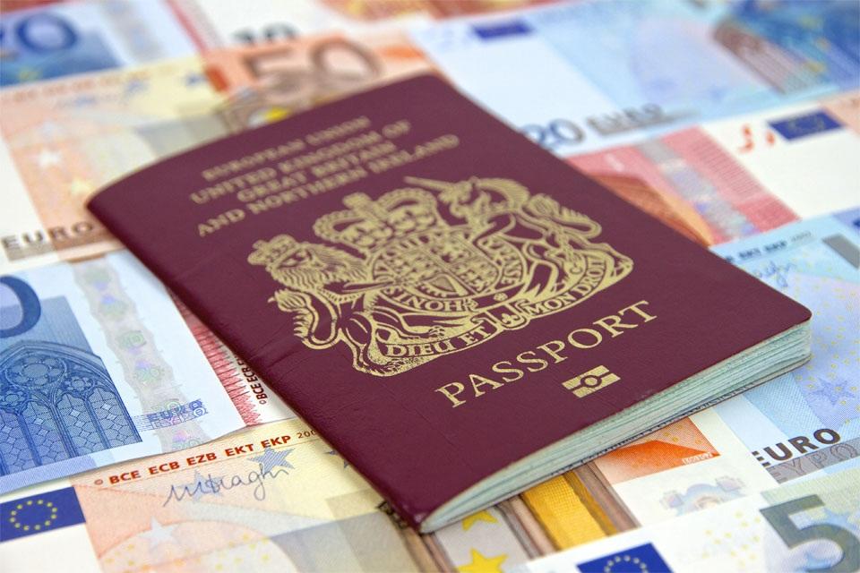 Visa England