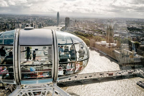 How to Experience a Luxurious London