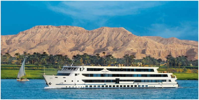 Cruising The Nile Checks off One of Life's Biggest Bucket List Boxes