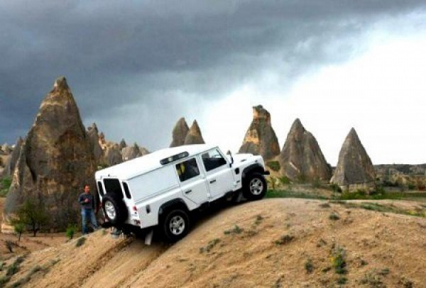 Details Of Private Cappadocia Sunset Jeep Safari