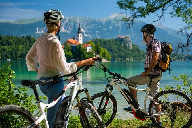 Mtb tours in the surroundings of Lake Bled