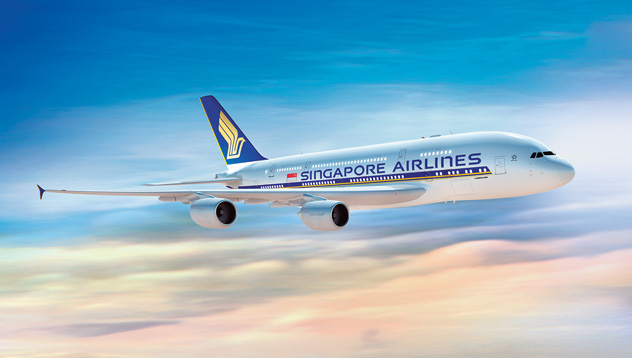 Book a flight to Singapore now!