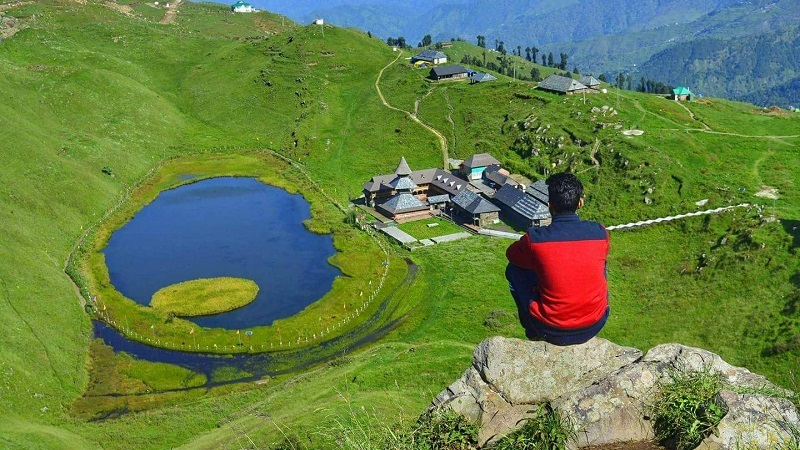 Prashar Lake Trek: All You need to know