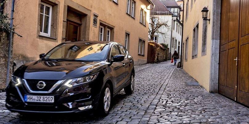 How to book rental car in Europe- Best Tips