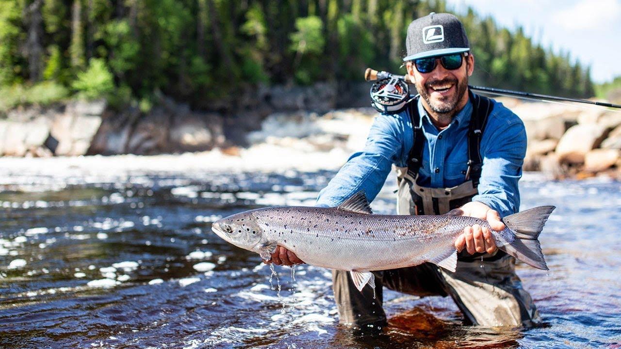 Atlantic Salmon Fly Fishing