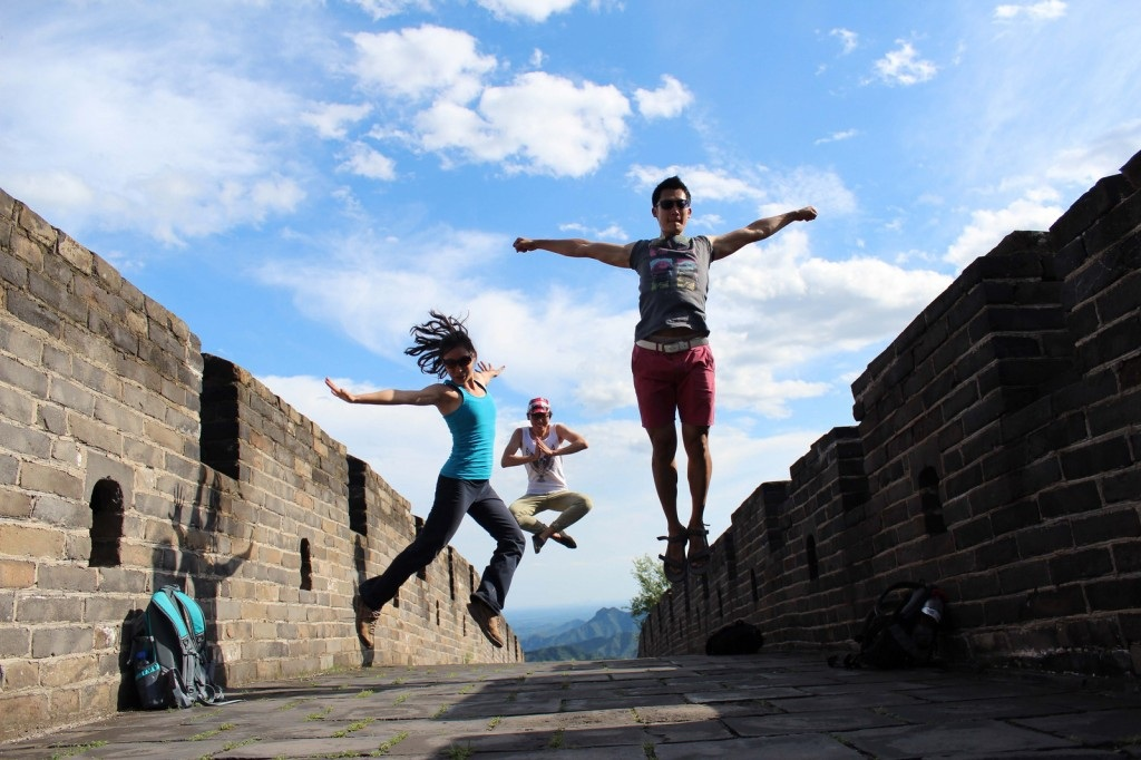 Why Hiking Great Wall is useful for Health?