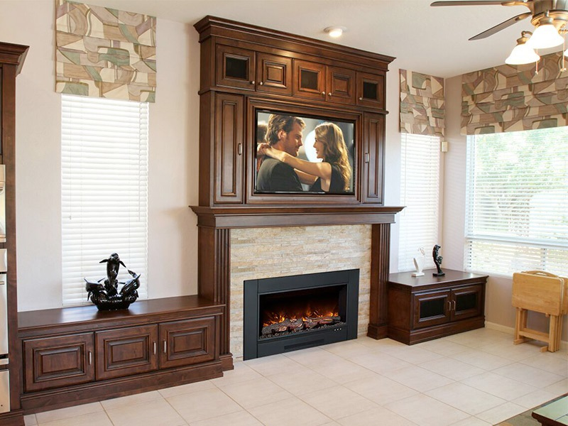 Modern Alternatives to Traditional Fireplaces