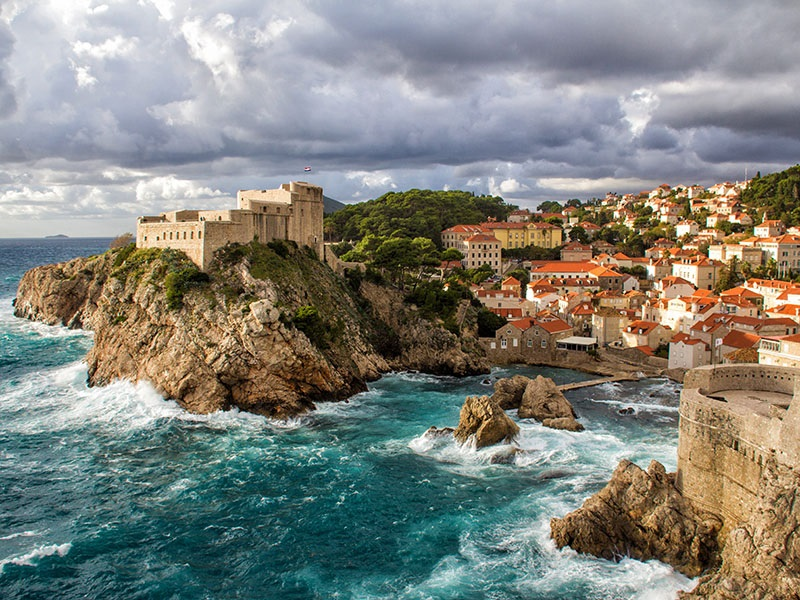 All about kayak adventures in Dubrovnik