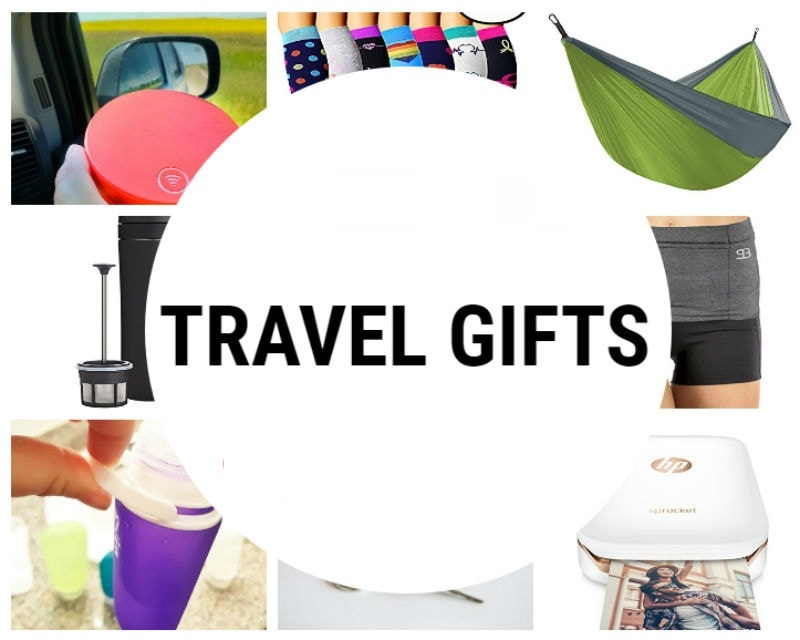 Buy unique travel gifts online to surprise travel lovers