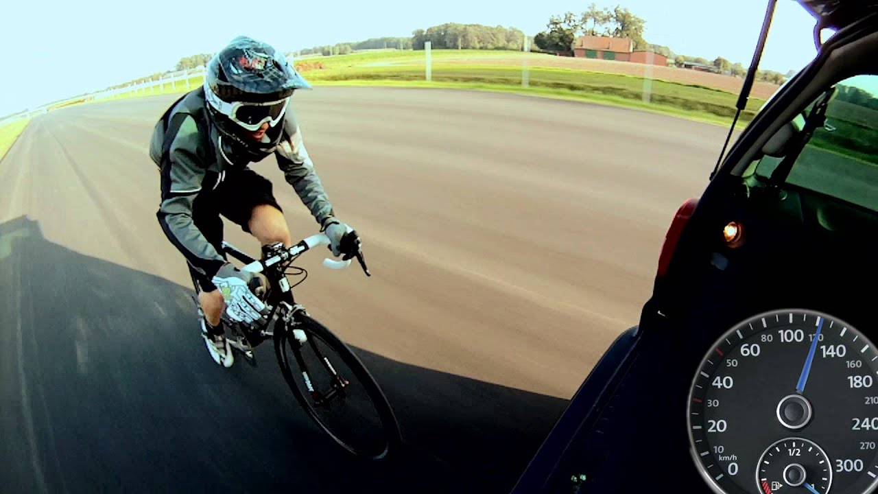 How Fast Can a Bicycle Go?